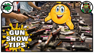 5 Things You NEED to Take to a GUN SHOW