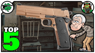Top Five 1911 Handguns I Wished That I Owned (February 2021)