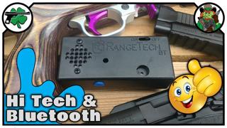 RangeTech Bluetooth Shot Timer - FEATURE Packed & BUDGET Minded