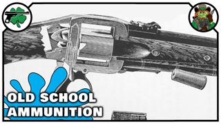 Antique Ammo   Coffee Mill Gun, Needham Rifle & Flobert Rifle