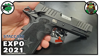 BEST Staccato 2011 For EDC - Concealed Carry & Home Defense Expo 2021