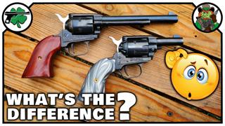 Heritage Rough Rider -VS- Heritage Barkeep | 22 Single Action Revolvers