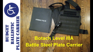 Budget Ballistic Plate Carrier