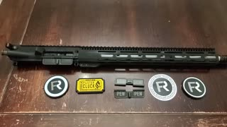 6.8 SPC 1000 Subscriber Give-away by Radical Firearms
