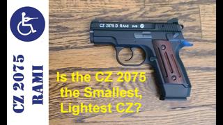 CZ2075 Rami Steel Sub Compact
