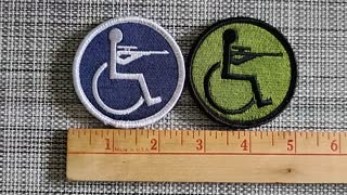 WWA Patches