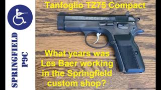 Springfield P9C (Tanfoglio TZ9C)