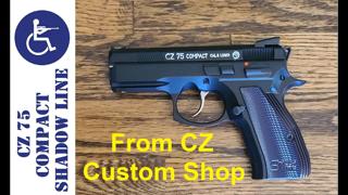 CZ75 Compact Shadow Line