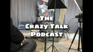 Crazy Talk Podcast - Episode #3 - Movies, TV, and Cancel Culture in Hollywood.