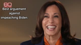Why Biden Should not be Impeached.