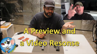 A preview and a Video Response