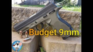 Full Size Budget 9mm.