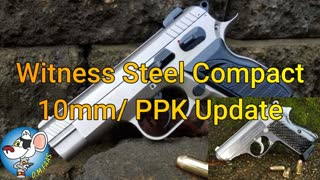Update on the 10mm Witness and Walther PPKs