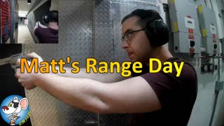 Take a Friend to the Range #7 Matt