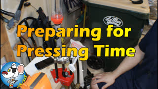 Assembling the Lee 4 Hole Turret Press.