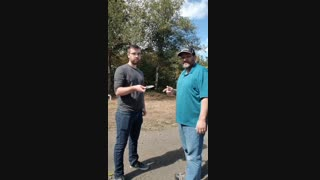 Self Defense Minute: Knife