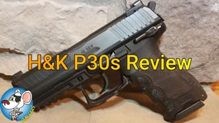 H&K P30s V3 in .40 Cal Review
