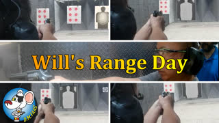 Take a Friend to the Range #6 Will