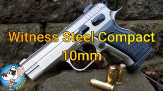 Tanfoglio 10mm Review