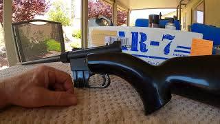 AR-7 Charter Arms Survival Rifle