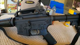 """Colt/Bushmaster Carbine 16"""" HBAR 5000 Rnd Barrel Inspection 5-5-2021"""