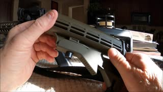 AR-15 Commercial vs Mil-Spec Buffer Tube & Magpul SL Stealth Gray Carbine Stock 01-08-2021