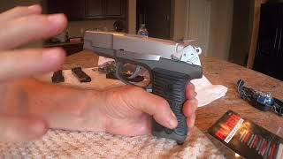Ruger P90 45ACP Manual Safety w/Decocker Magazine Issue Revisited 24Aug2021