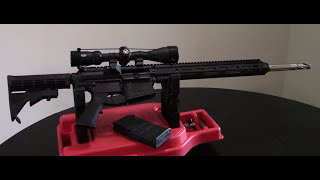Bear Creek Arsenal Aero Precision M5 6.5 Creedmoor rifle tabletop review!