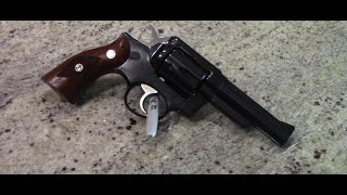 Ruger Police Service Six.  Old school cool. Should you buy one?