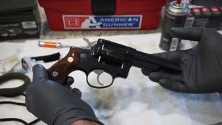 How to clean the Ruger Police Service Six Revolver