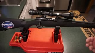 Unboxing the Mossber Patriot rifle chambered in 6.5 Creedmoor