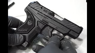 How to clean the Ruger LCP II (22LR)