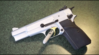 Browning Hi Power Target Model Table Top Review!