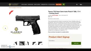 The Taurus TS9 is FINALLY coming to the USA!  The details so far!
