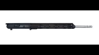 "Bear Creek Arsenal 6.5 Creedmoor AR10 pattern 20"" barrel complete upper unboxing."
