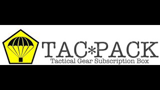 TacPack March 2020 Unboxing!