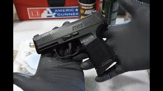How to clean the Sig Sauer P365 and P365XL
