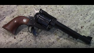 Ruger New Model Blackhawk Tabletop Review .357 Magnum