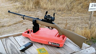 Caliber Corner #125 Our favorite 22lr Rifles. Caliber Spotlight on 22 TCM!