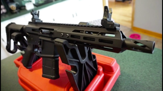"Bear Creek Arsenal 7.5"" .300 AAC Side Charging Upper Unboxing and Overview!"