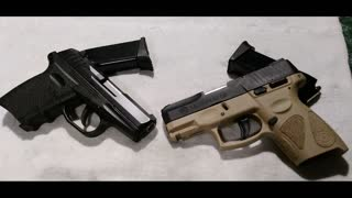 Taurus PT111 G2 VS. SCCY CPX2...which one should YOU choose?