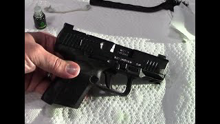 How to clean the Canik TP9 Elite SC subcompact pistol