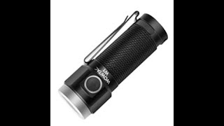 Wowtac W1 Flashlight...low cost hero or failure?