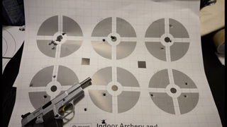 Browning Hi Power Target Model Range Test