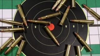 Caliber Corner #132 Reloading rifle ammunition (emphasis on 5.56)