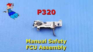 P320 Manual Safety Assembly