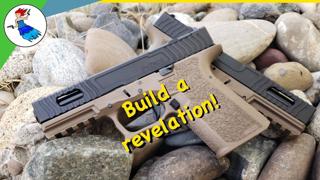 Patmos Arms Revelation Glock Slide for Beginners