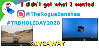 DIDN'T GET WHAT YOU WANT FOR THE HOLIDAYS // The Rogue Banshee can help