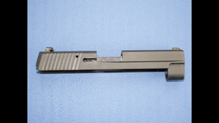 Sig Classic Slide Disassembly and Reassembly