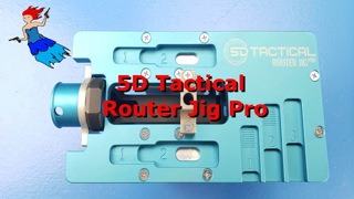 Using the 5D Tactical Jig